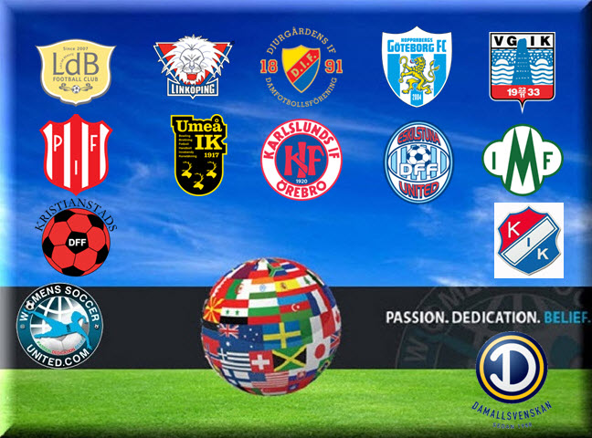 Swedish Damallsvenskan