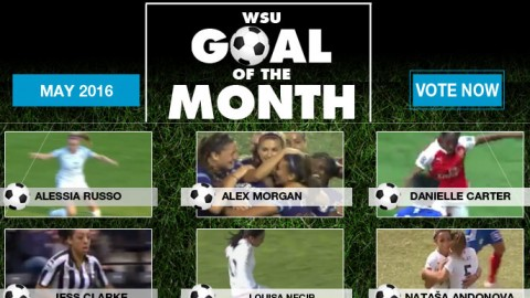 VOTE: May's WSU Goal of the Month