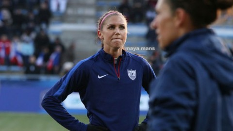 USWNT Will Head to Texas for Two April Friendlies vs. Russia