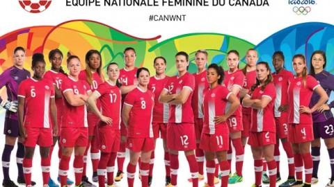 Canadian Women's National Soccer Team announce 18-player squad for Rio 2016 Olympics