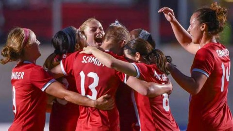 Canada's Women's National Team puts on a show in 1-0 win over Brazil in front of record crowd of 28,604 in Ottawa
