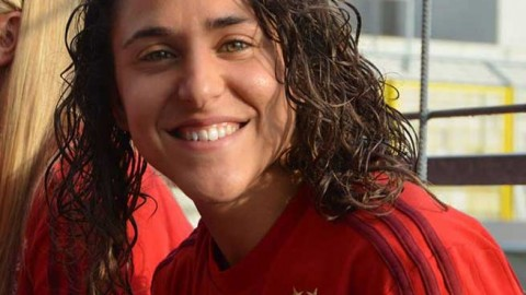 Verónica Boquete: Qualifying for the World Cup is a dream come true
