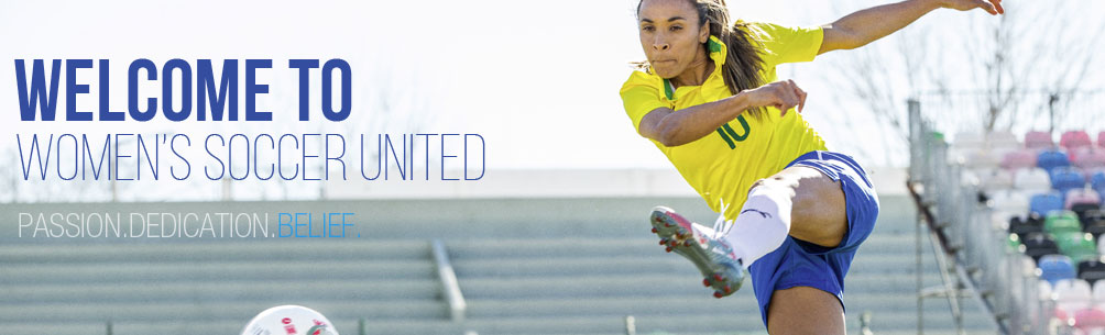 WELCOME TO WOMEN\'S SOCCER UNITED, HOME OF WOMEN\'S FOOTBALL