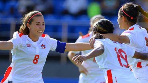 Canada sends Women's National U-17 Team to China ahead of FIFA U-17 Women's World Cup