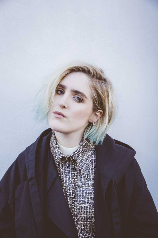 Shura interview on Women's Soccer United