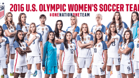 Jill Ellis Names USWNT squad for Rio 2016 Olympic Games