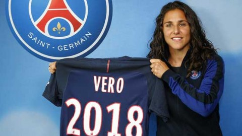 Verónica Boquete signs 2-year contract with Paris Saint-Germain