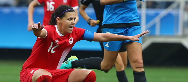 Canada opens Rio 2016 with impressive 2:0 win over Australia