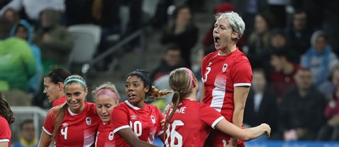 Canada secures spot in Olympic Semifinals with 1:0 win over France