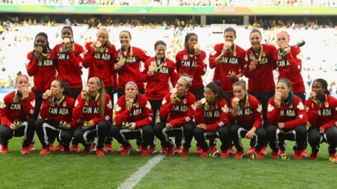 Canada makes history at Rio 2016 after back-to-back Olympic medals