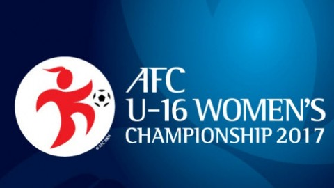 AFC U16 Women's Championship 2017 Qualifiers Round Fixtures and Results