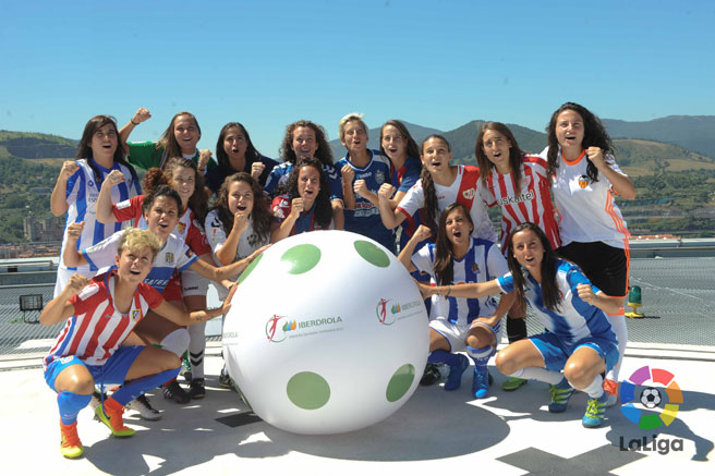 top flight of women's football in Spain will become known as the Iberdrola RFEF Women's First Division