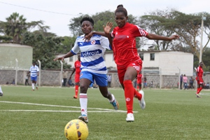 Kenyan Women Premier League enters second leg this weekend
