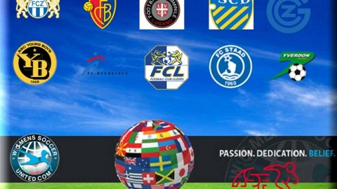 FC Neunkirch lead Switzerland Nationalliga A 4th September 2016