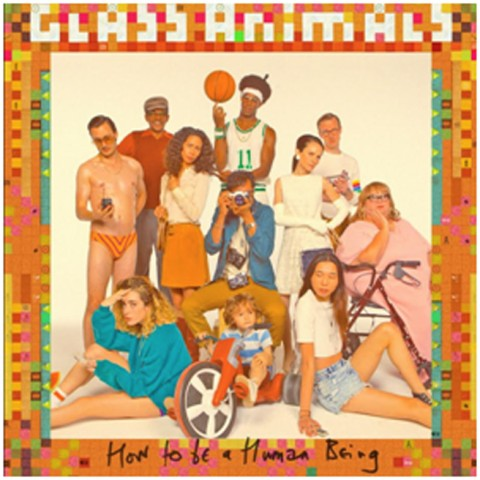 Competition: WIN! Glass Animals New Album 'How To Be A Human Being'