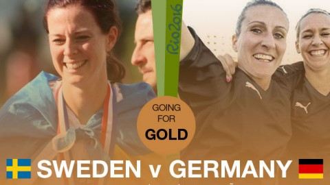 Gold medal match: Sweden v Germany | Rio 2016 Olympic Games (19 August)