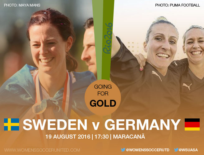Rio 2016 Gold Medal match