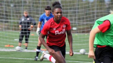 Canada Soccer announces roster with a blend of experience for FIFA U-17 Women's World Cup Jordan 2016