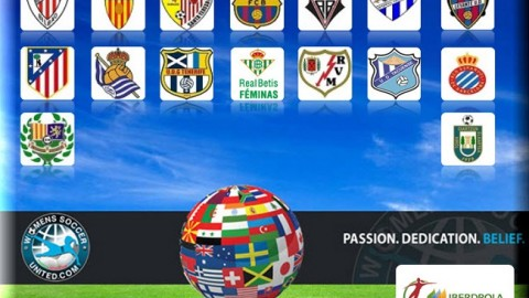 Barcelona lead Iberdrola RFEF Women's First Division 2nd October