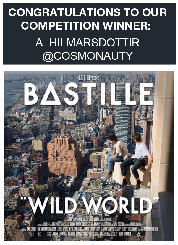 Bastille competition winner