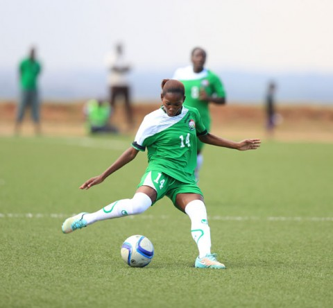 Kenya's Esse Akida disappointed with performance