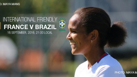 LIVE STREAM: France v Brazil | International friendly (16 September 2016)