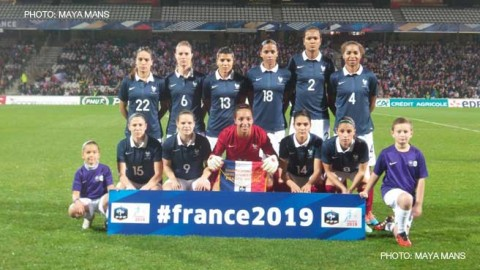 Olivier Echouafni replaces Philippe Bergeroo as France WNT head coach