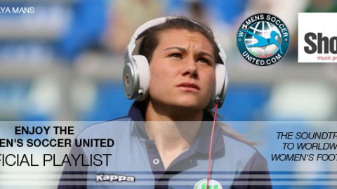 Women's Soccer United Official Playlist