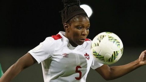 Canada ready for their next test against Germany at FIFA U-17 Women's World Cup 2016