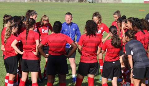 Canada announces 21-player roster for FIFA U-20 Women's World Cup Papua New Guinea 2016