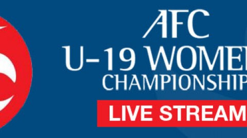 LIVE STREAM: Hong Kong v Tajikistan | AFC U-19 Women's Championship 2017 Qualifier (31 October 2016)