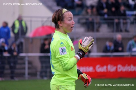 Gaëlle Thalmann: It's not always about playing beautiful soccer, sometimes it's about fight and efficiency