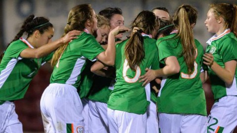 Ireland Women's Under 17s open campaign with stylish win