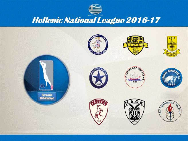 Hellenic National League 2016-17