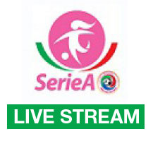 Italy Women's Serie A Live stream