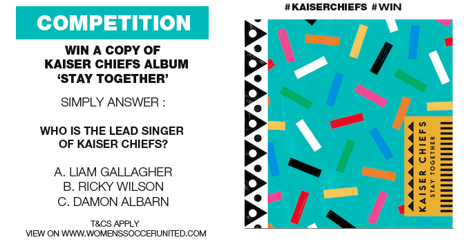 Kaiser Chiefs competition