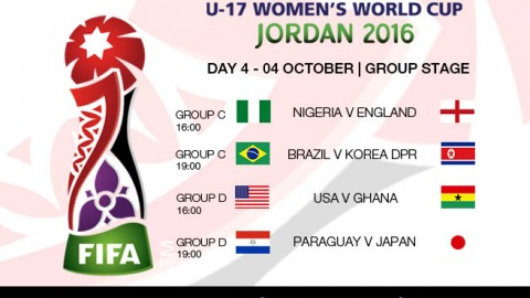Day 4 at the FIFA U-17 Women's World Cup 2016