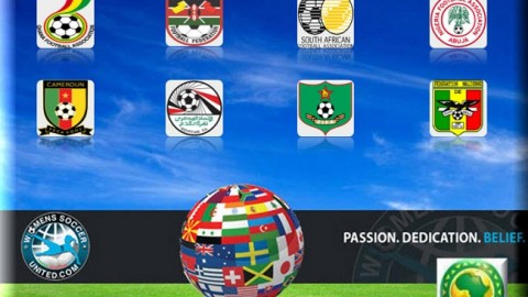 10th Africa Women's Cup of Nations Cameroon 2016