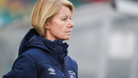 Republic of Ireland WNT Head Coach Sue Ronan is ready for 'emotional' final game v Basque Country