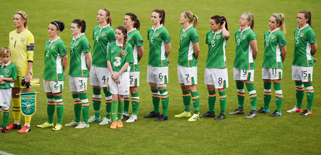 Republic of Ireland WNT