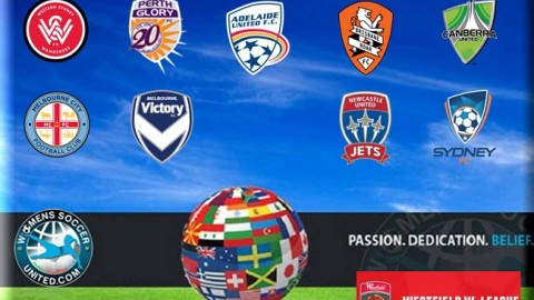 Melbourne City lead Westfield W-League 13th November