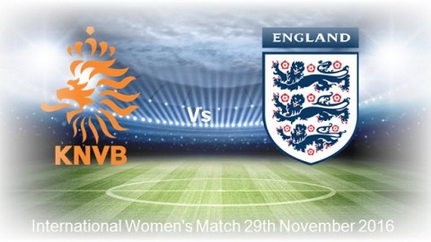 England and Netherlands name their squads for the International Match