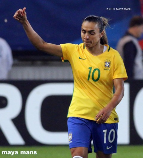 Match Report: Marta's Goal Splits Points Between Orlando Pride and Seattle Reign on Sunday