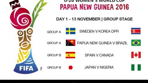 Day 1 at the FIFA U-20 Women's World Cup 2016