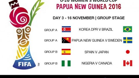Day 3 at the FIFA U-20 Women's World Cup 2016