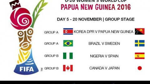 Day 5 at the FIFA U-20 Women's World Cup 2016