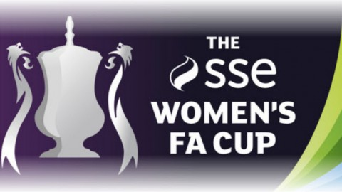 SSE Women's FA Cup 1st Round Results 4th December 2016