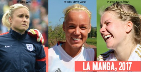 England, Sweden and Norway to compete in La Manga in January 2017