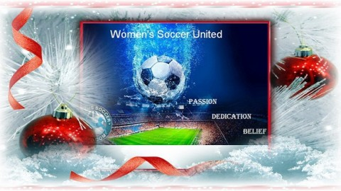 Women's Midweek Football Fixtures 20th to 23rd December 2016