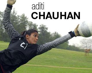 Aditi Chauhan blog on Women's Soccer United